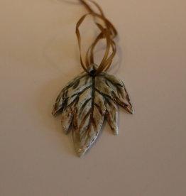 Pandora Patterson Lucky Leaf Pendant