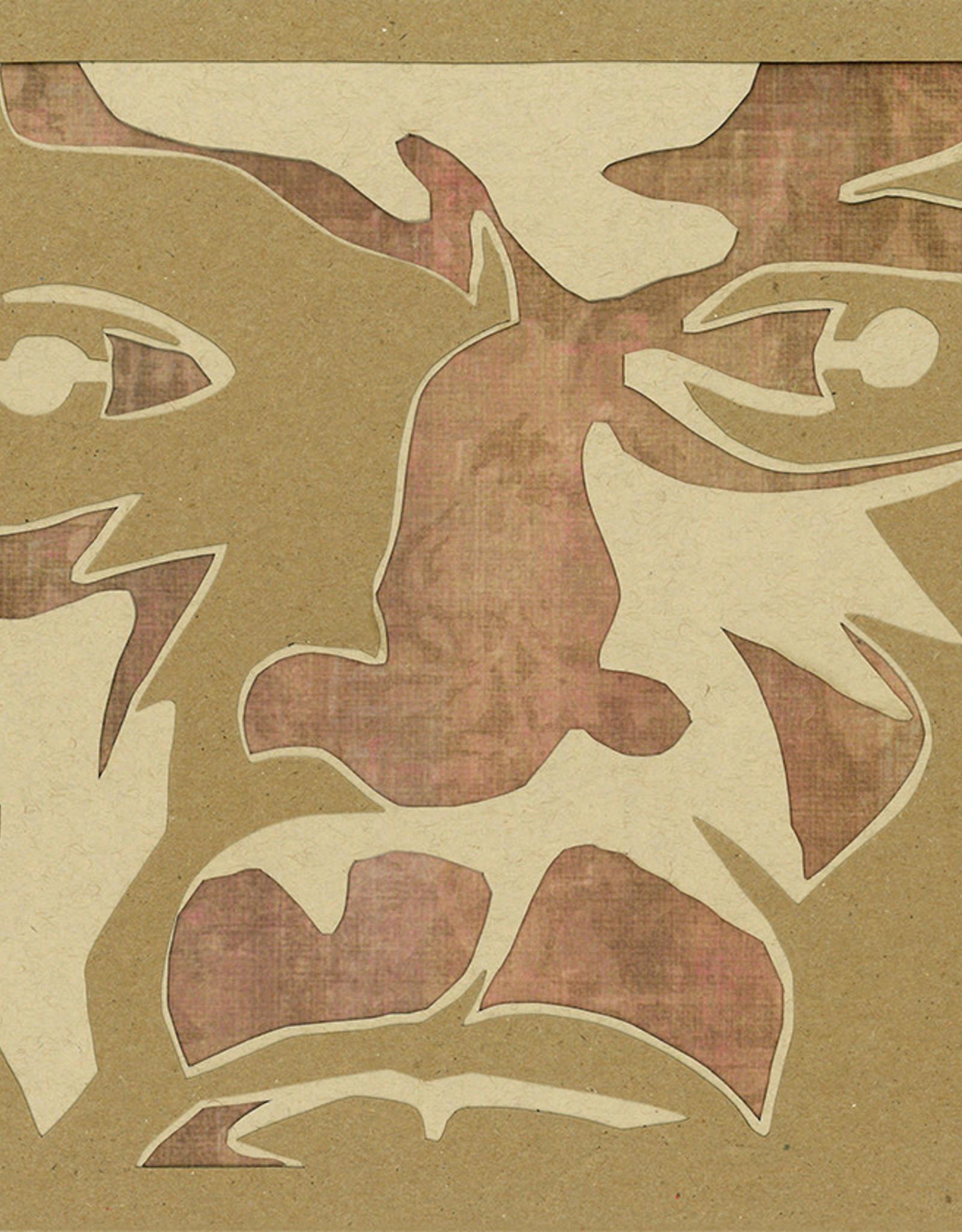 Gray Jones Face to Face -Cutout 9x12 #10