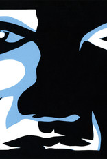 Gray Jones Face to Face -Cutout 9x12 #18