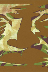 Gray Jones Face to Face -Cutout 9x12 #3