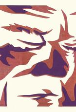 Gray Jones Face to Face -Cutout 9x12 #5