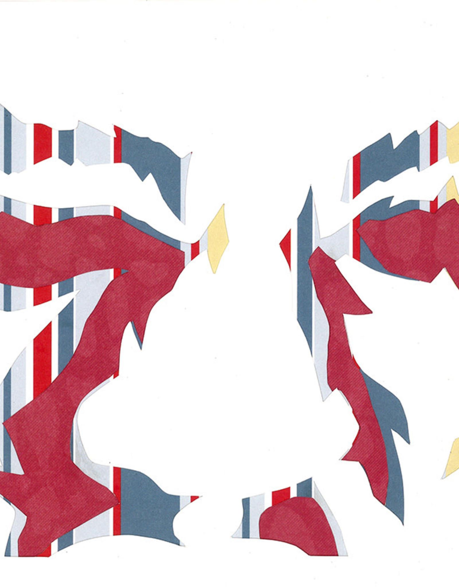 Gray Jones Face to Face -Cutout 9x12 #8