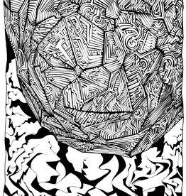 Gray Jones 'Black & White 14' 11x14 Print