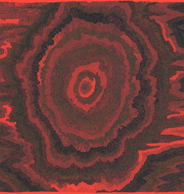 Gray Jones 'Orange Circles' 11x14 Print