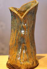 Pandora Patterson Hollowed Stump Vase