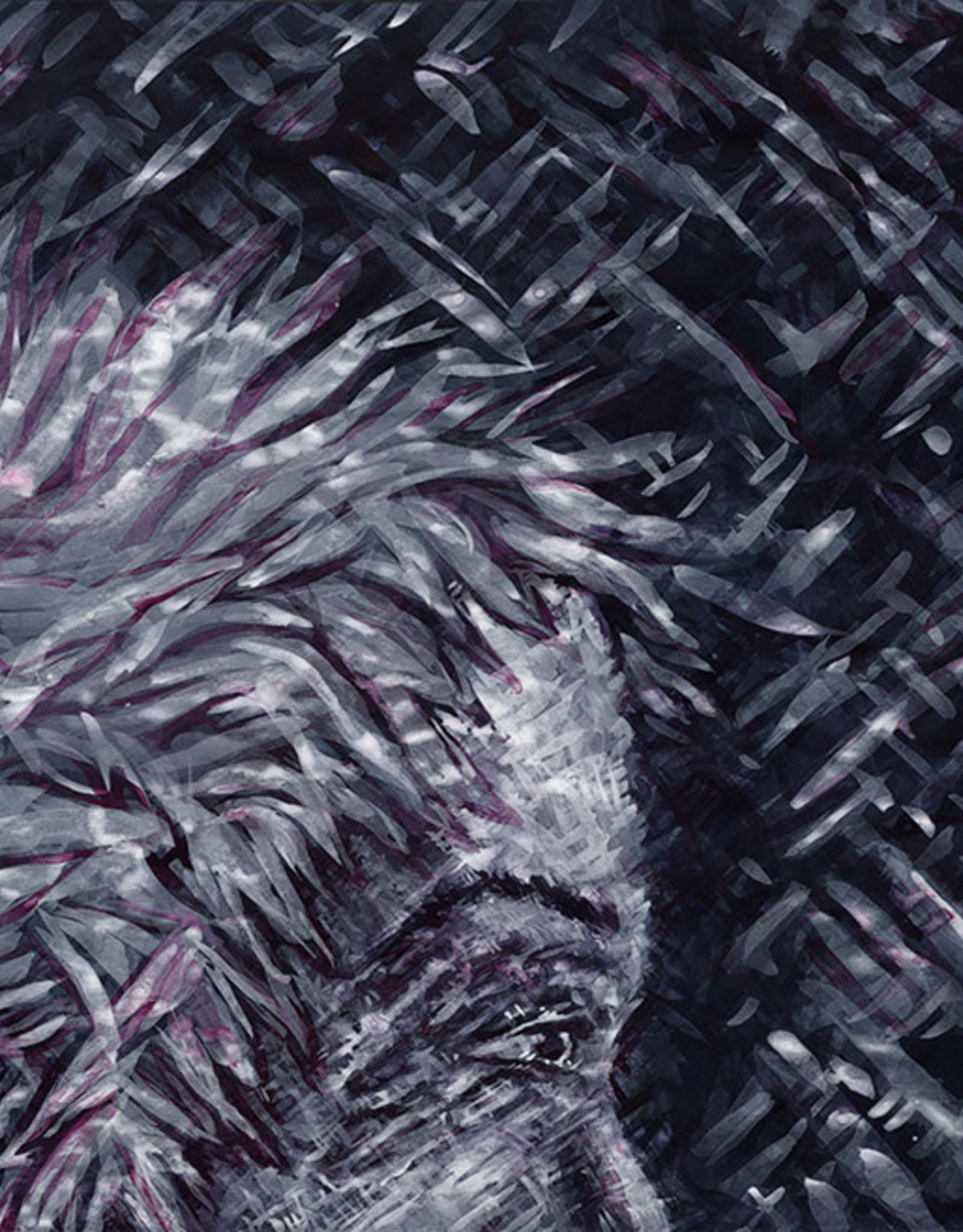 Gray Jones Print -11x14 UnBecoming 05