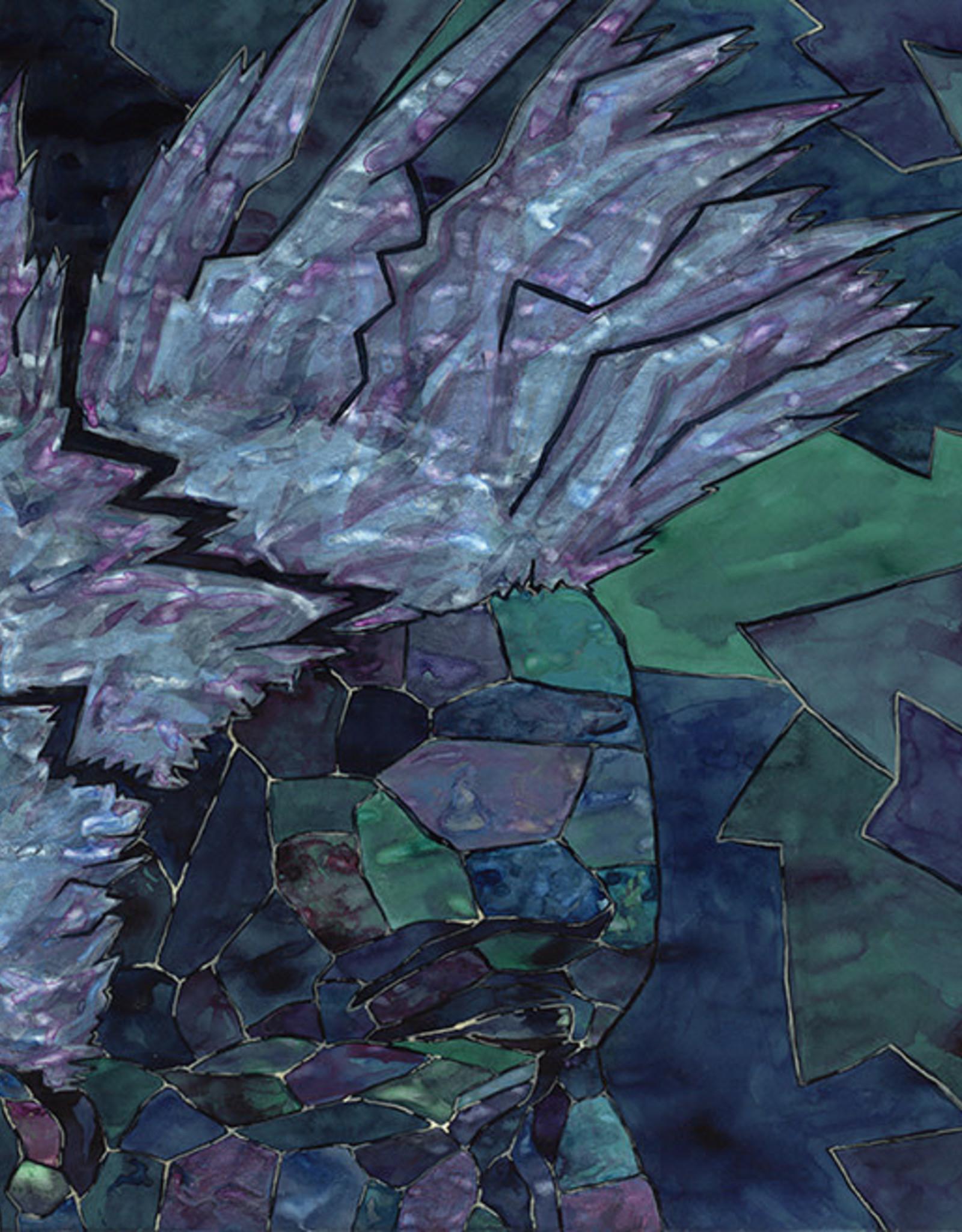 Gray Jones Print -11x14 UnBecoming 07