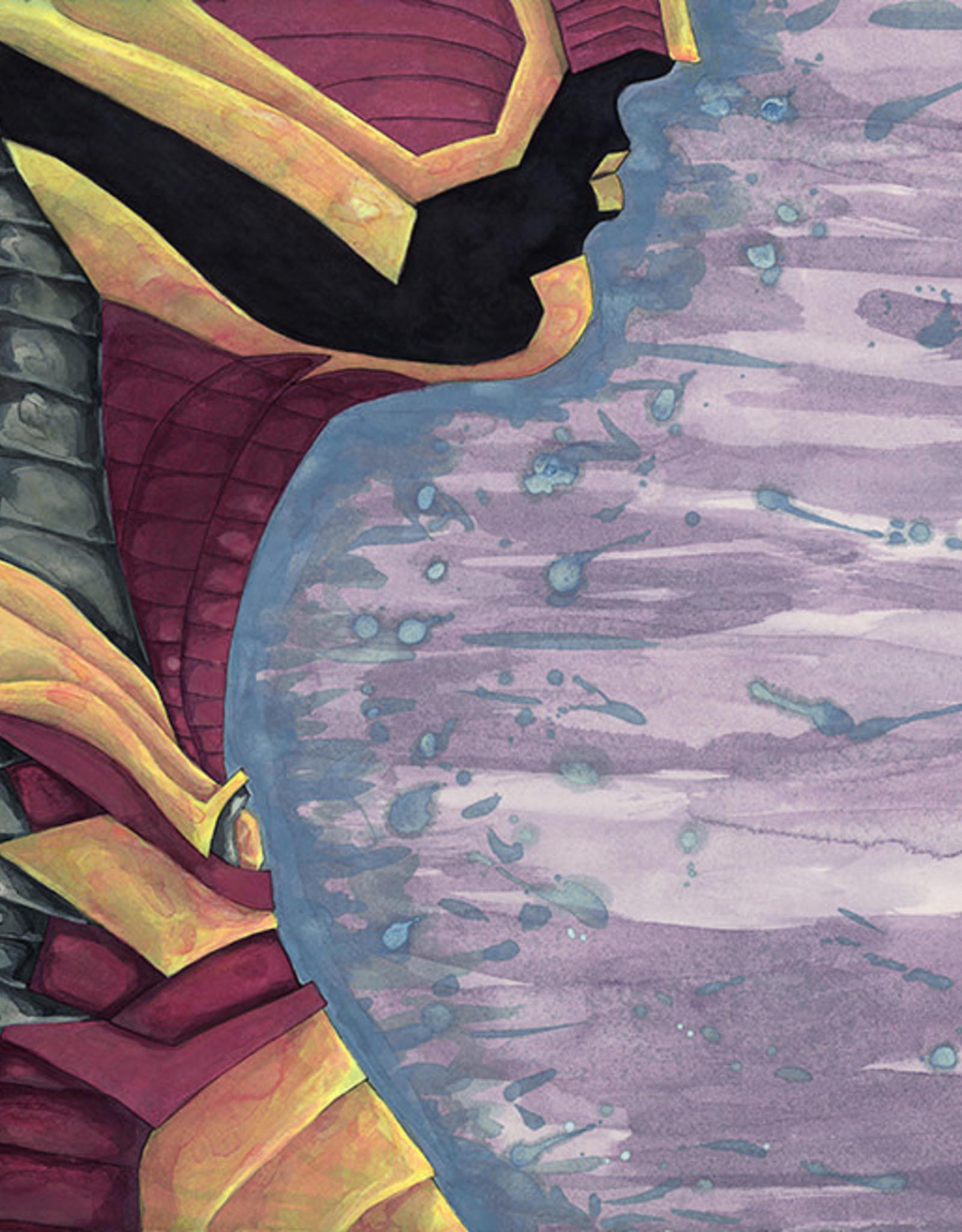 Gray Jones Print -11x14 UnBecoming 08