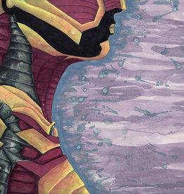 Gray Jones 'UnBecoming 08' 11x14 Print