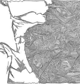 Gray Jones 'UnBecoming 10' 11x14 Print
