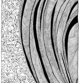 Gray Jones 'Black & White 10' 8x10 Print