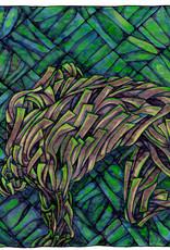 Gray Jones Print -8x10 Falling 02