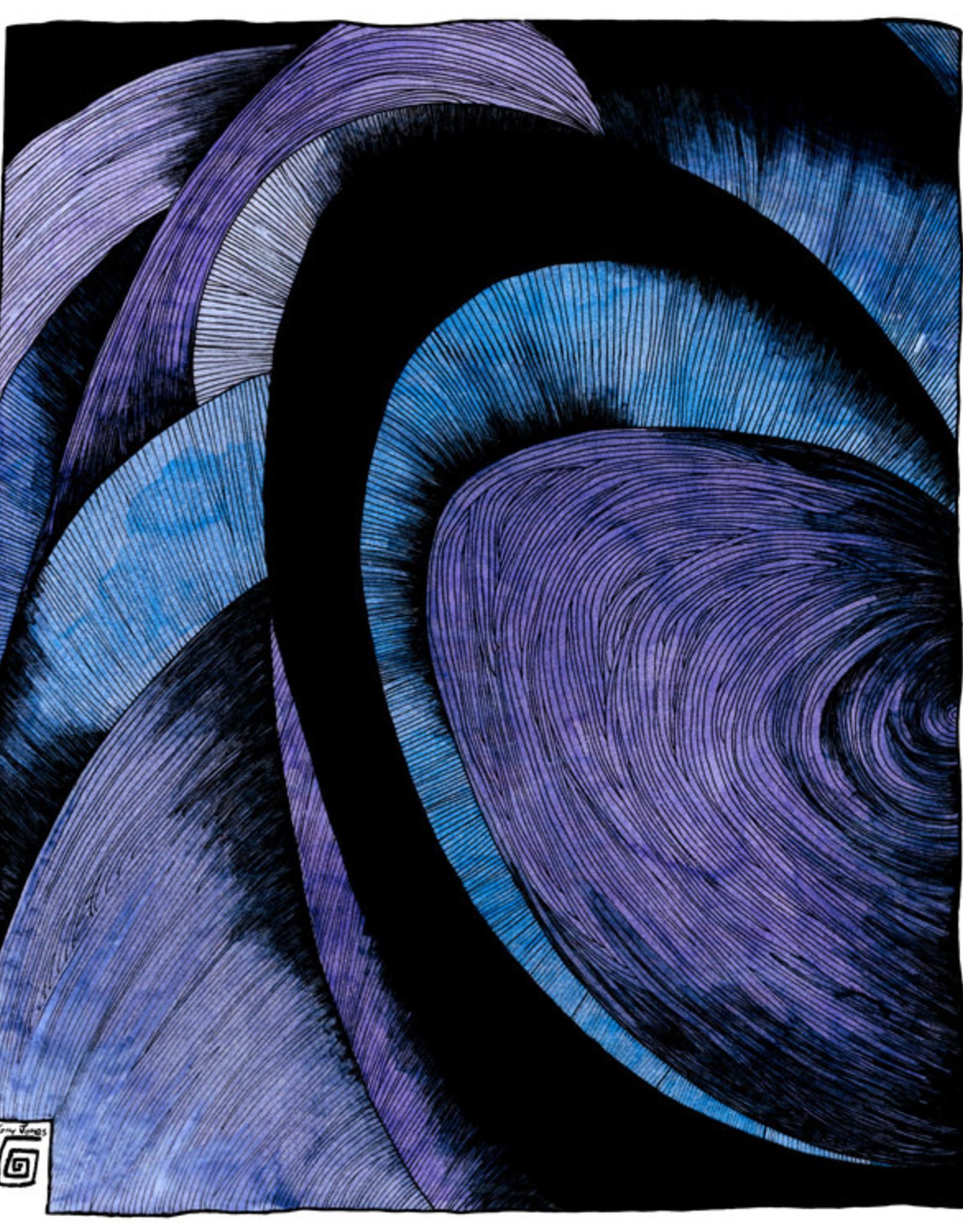Gray Jones Print -8x10 Spherical 01
