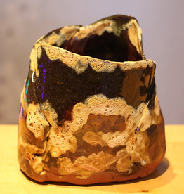Pandora Patterson Corroded Origami Pot