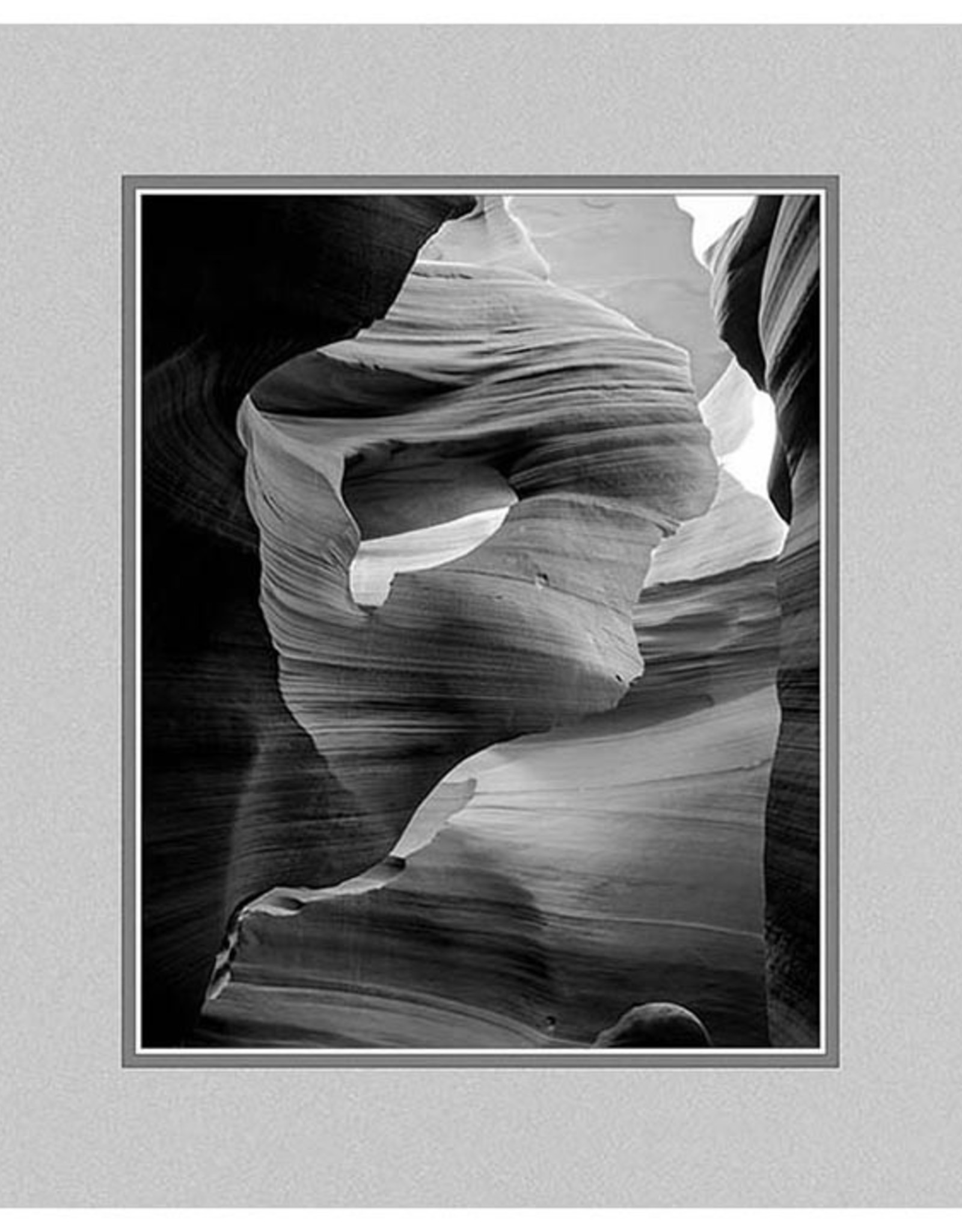 "Erskine Wood the ""Mask"", Antelope Canyon, Arizona"
