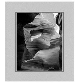 """Erskine Wood the """"Mask"""", Antelope Canyon, Arizona"""