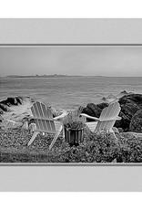 Erskine Wood Twilight, Boothbay, Maine