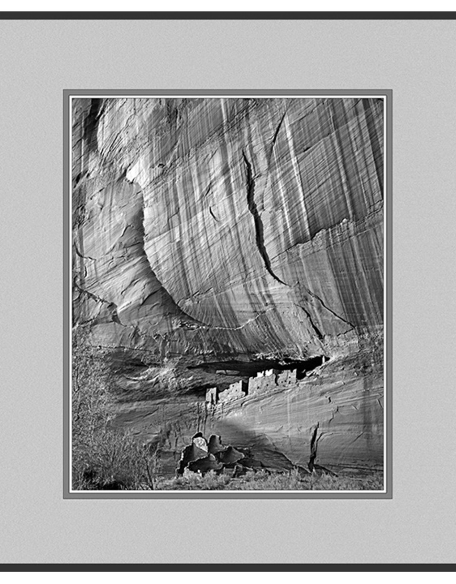 Erskine Wood White House Ruin, Arizona