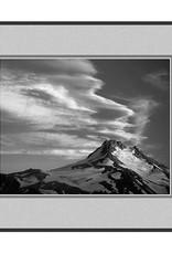 Erskine Wood Mt. Jefferson at Dusk, Oregon