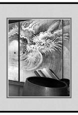 Erskine Wood Dragon Screen, Daitokuji Temple, Kyoto, Japan