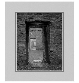 Erskine Wood Doorways, Chaco Canyon
