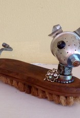 Karen Friedstrom Robot-Bagger