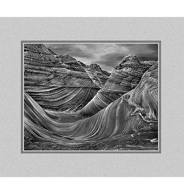 "Erskine Wood the ""Wave"",  Coyote Buttes, Arizona"