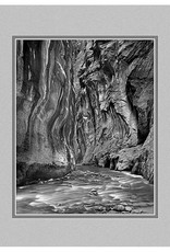 Erskine Wood Zion Narrows, Utah