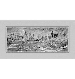 Erskine Wood Horseshoe Shelter Pictographs, Canyonlands, Utah