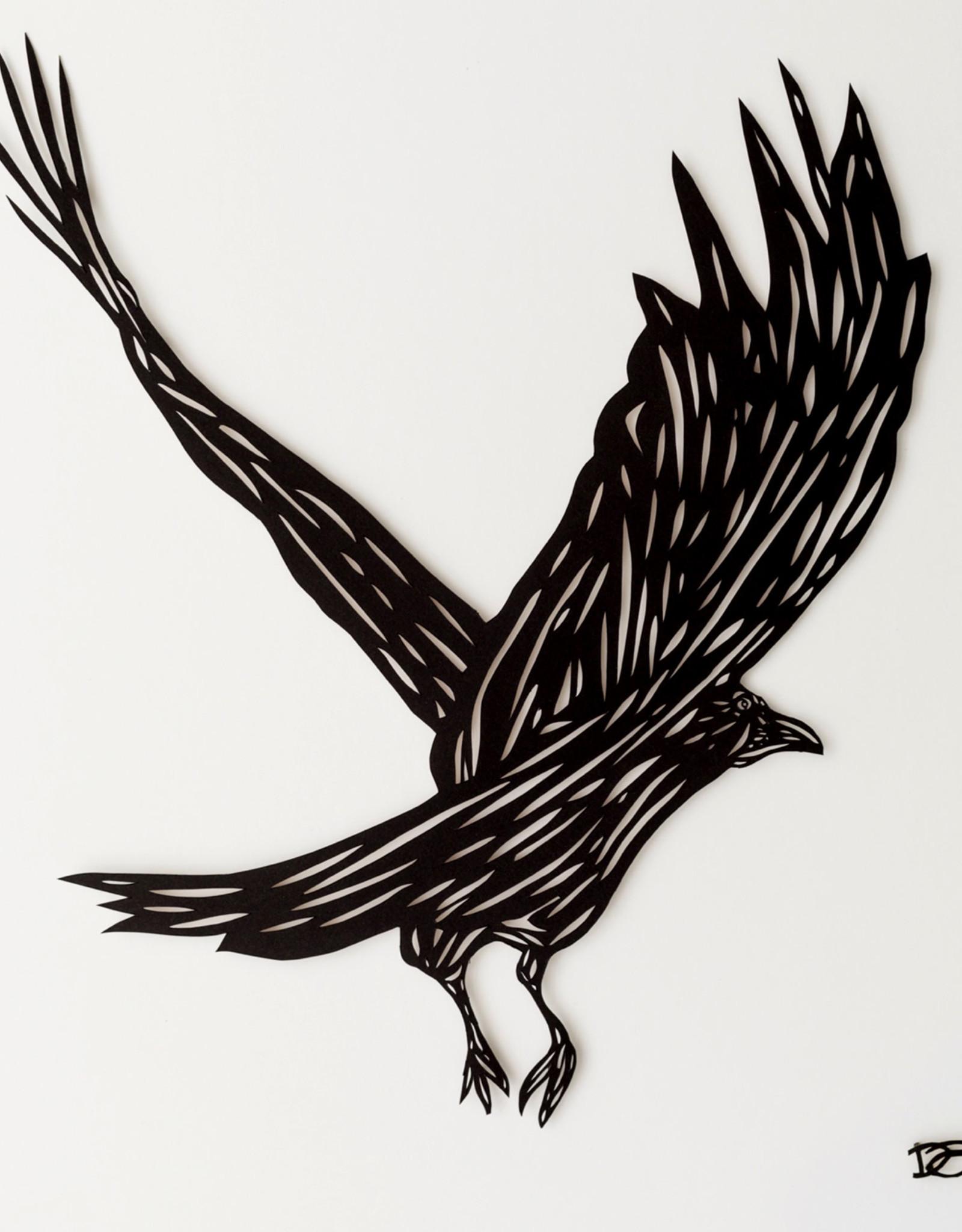 David Friedman Crow Ascending