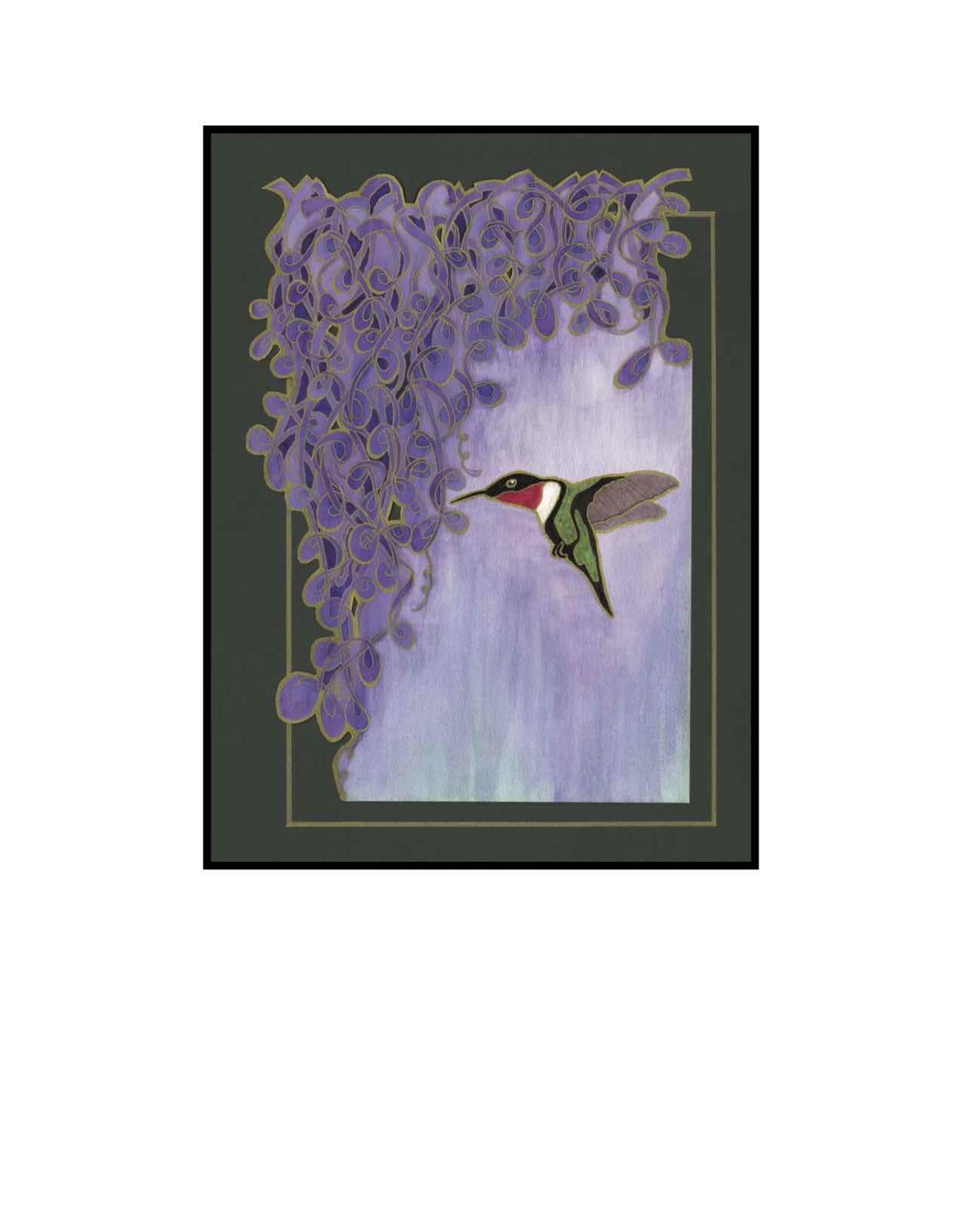 Kelly Casperson Print-Garden Jewel