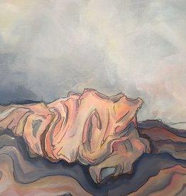 "Michelle Purvis ""Restless Agony"" 11x14 inch MLP Original"
