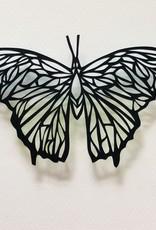 David Friedman Butterfly Papercutting