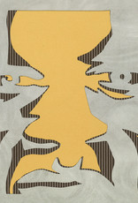 Gray Jones Face to Face -Cutout 9x12 #20