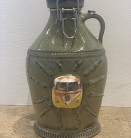 David Dahlquist Dahlquist Pottery/Growler/VW Bus /WFB