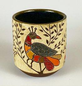 Anshula Tayal Amaati peacock Cups