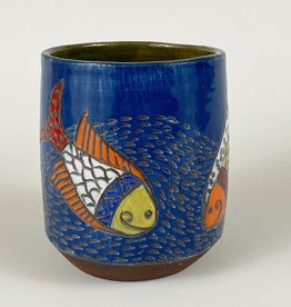 Anshula Tayal Amaati fish Cups