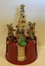 Karen Friedstrom Christmas-Night Before Mice decor