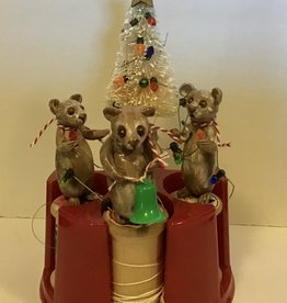 Karen Friedstrom Christmas-Night Before Mice decor