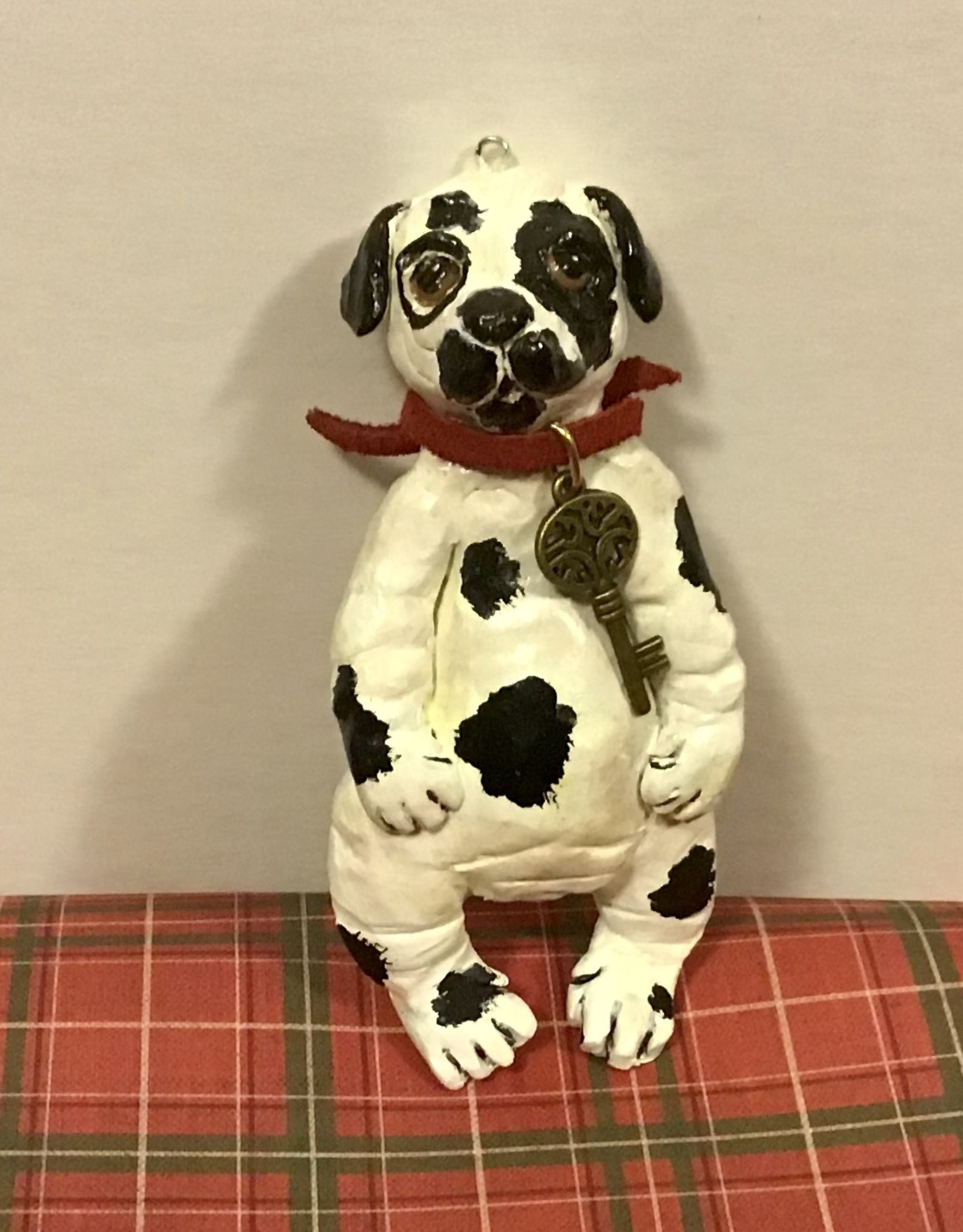 Karen Friedstrom Felix, Christmas dog