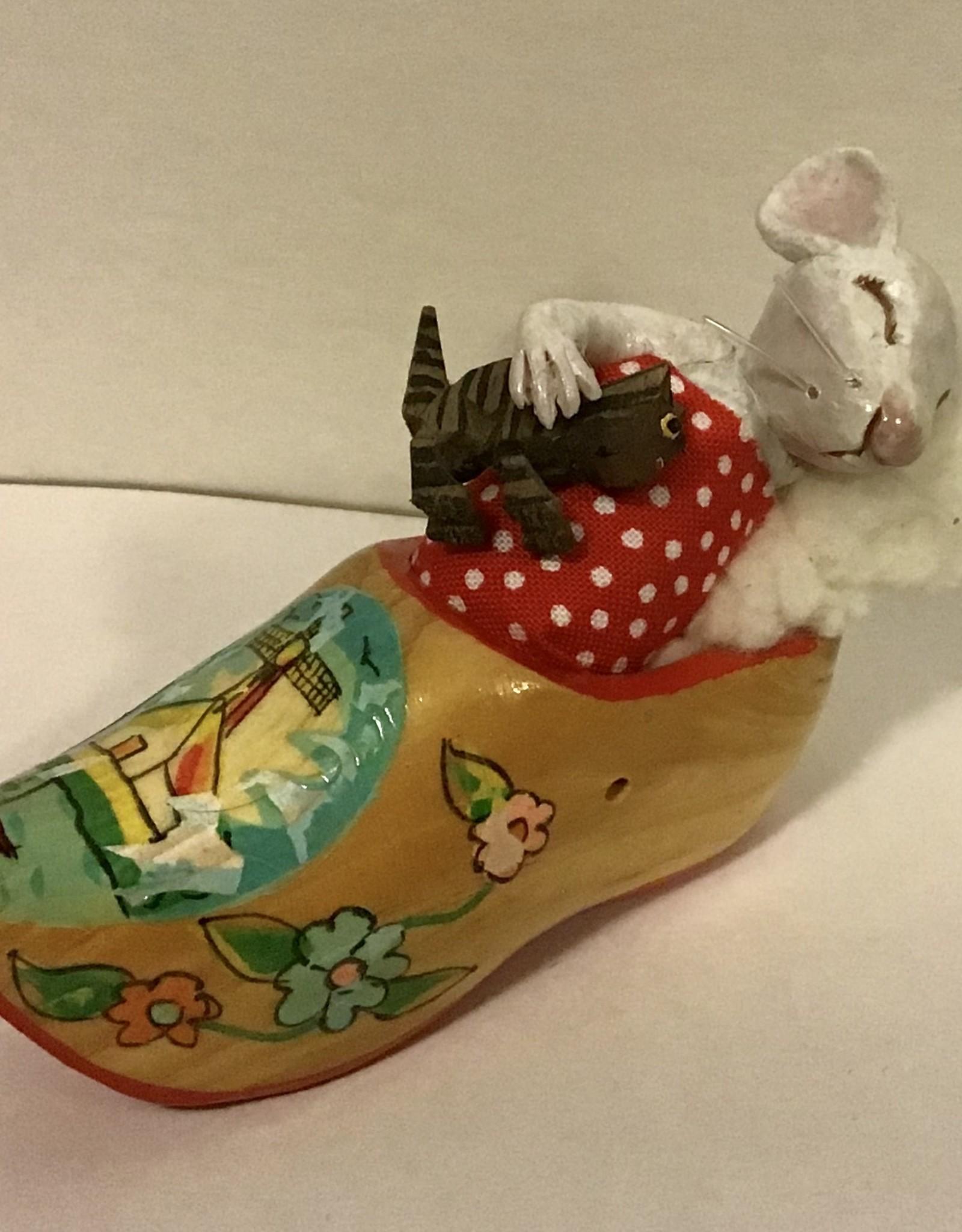 Karen Friedstrom Amy, Christmas mouse
