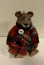 Karen Friedstrom Skyler, bear ornament
