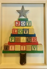 Christmas Blessing Sign