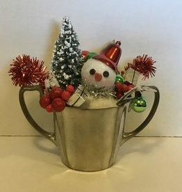Karen Friedstrom Higgins, Christmas snowman