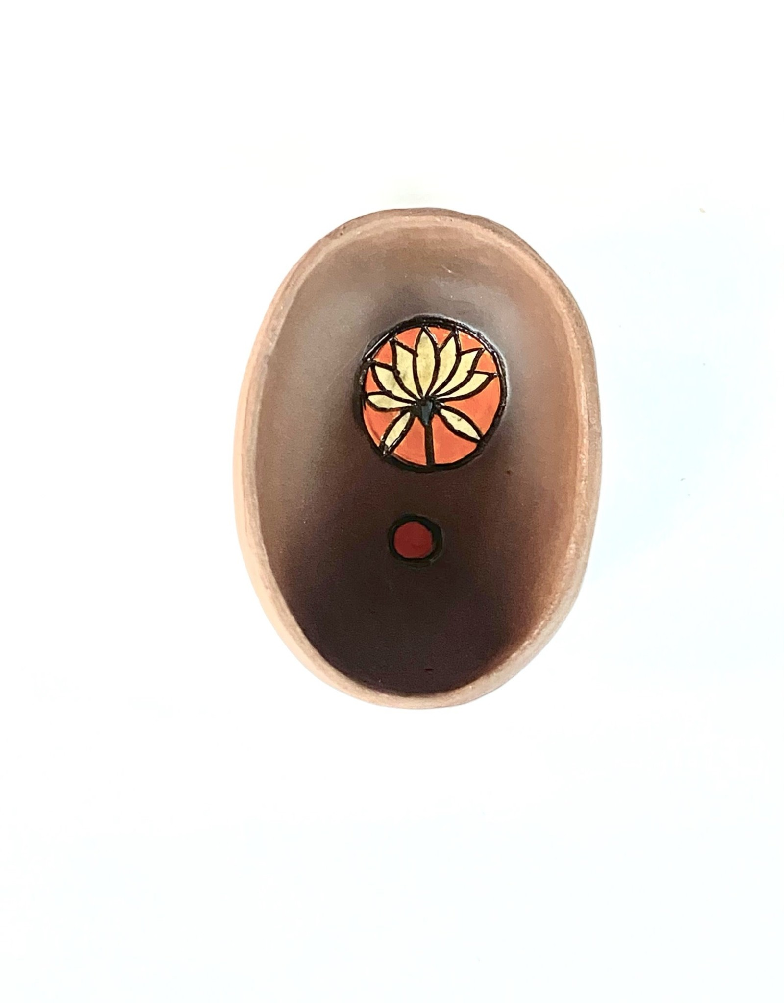 Anshula Tayal Amaati small oval bowls (lotus)