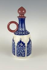 Anshula Tayal Amaati bottle (Mughal Architecture)