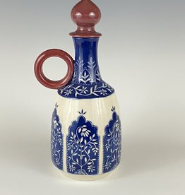 Anshula Tayal Amaati bottle (Mughal Architecture)