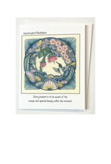 Kelly Casperson Hummingbird Meditation card