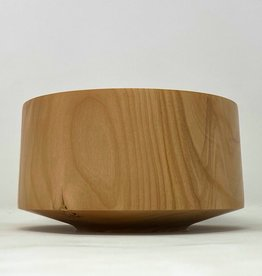 "Mt. Hood Craft - ""High & Tight"" Hand Turned Red Alder Bowl"