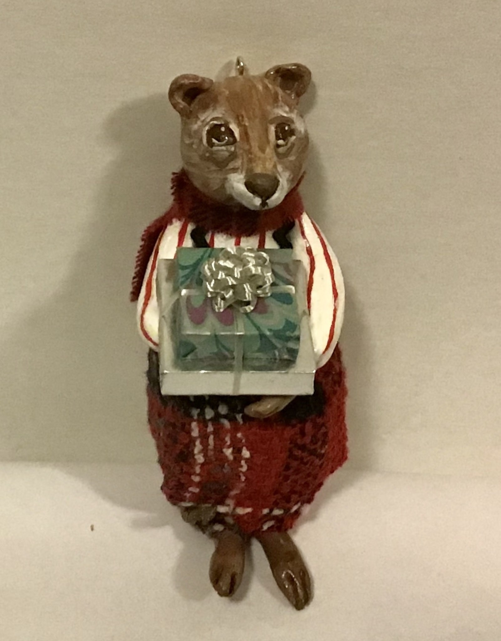 Karen Friedstrom Skip, Christmas bear